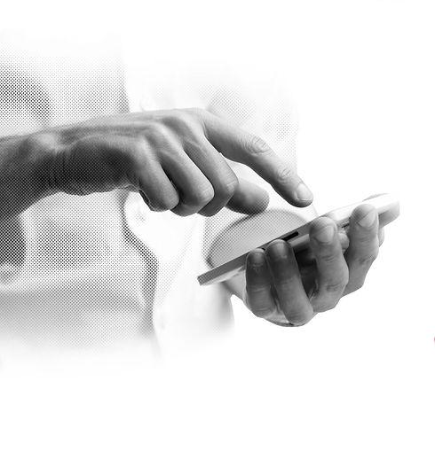 Apps, websites, marketing digital