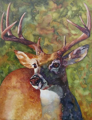 The Buck Stops Here 11: x 14""