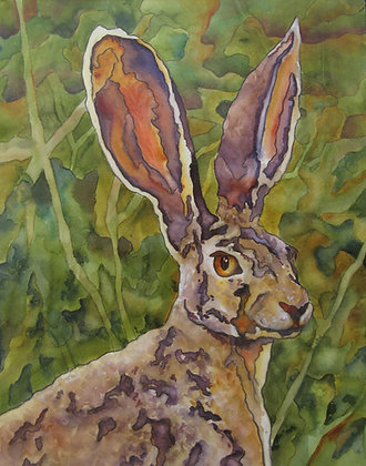 Do These Big Ears Make Me Look Fat? 11 x 14""