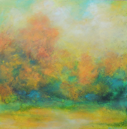 """One Bright Day 24"""" x 24"""""""
