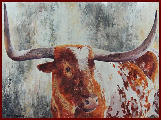 """Texas Icon XIV 10 x 14"""""""