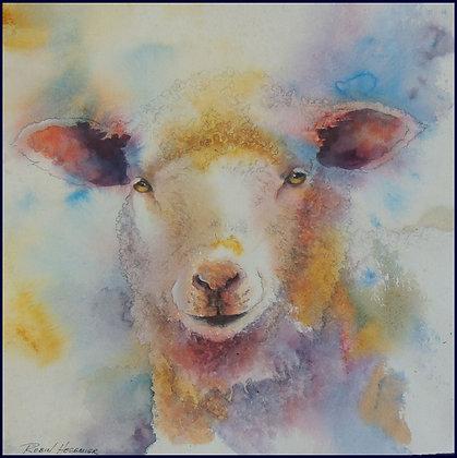 """Lamb Chop 16 x 16"""""""