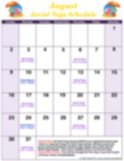 G Saturday Template Aerial Schedule copy