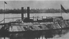 William Hinton, USS Carondelet