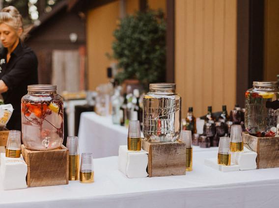 Mason Jar Beverage Dispsners