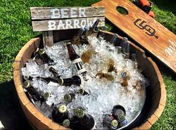 Half Barrel- Wine