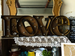 Rustic Love Marquee