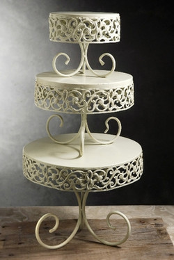 3 Tier Cake Stand