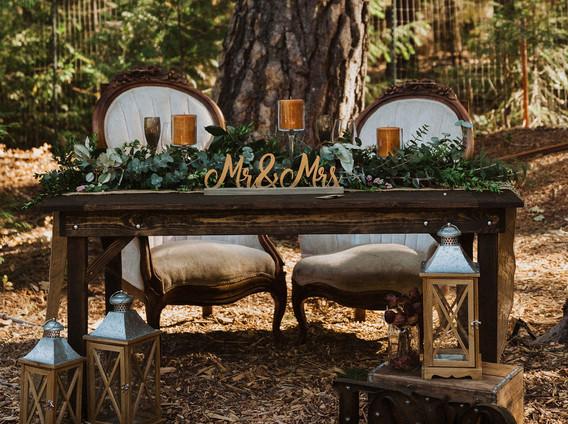 5ft Farm Table