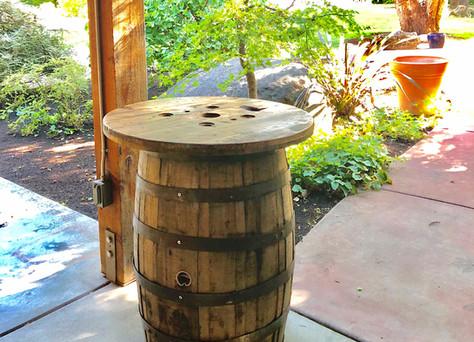 Cocktail Barrel