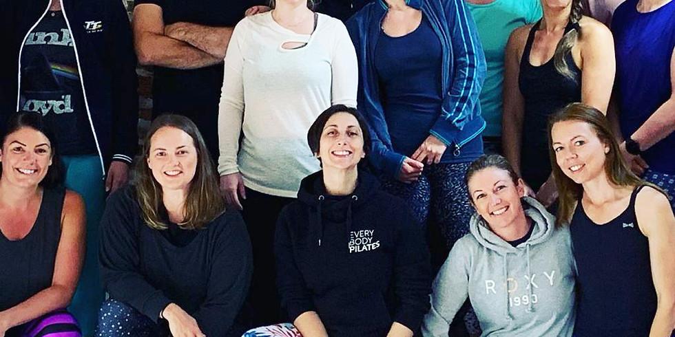 Pilates Retreat 2020 w.Amy Kellow