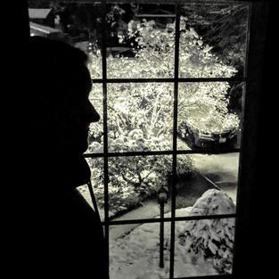 Lena at Window