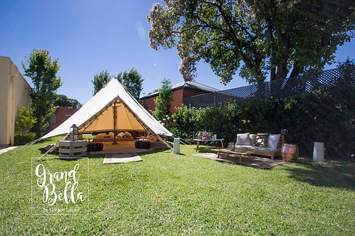 5m Party Teepee