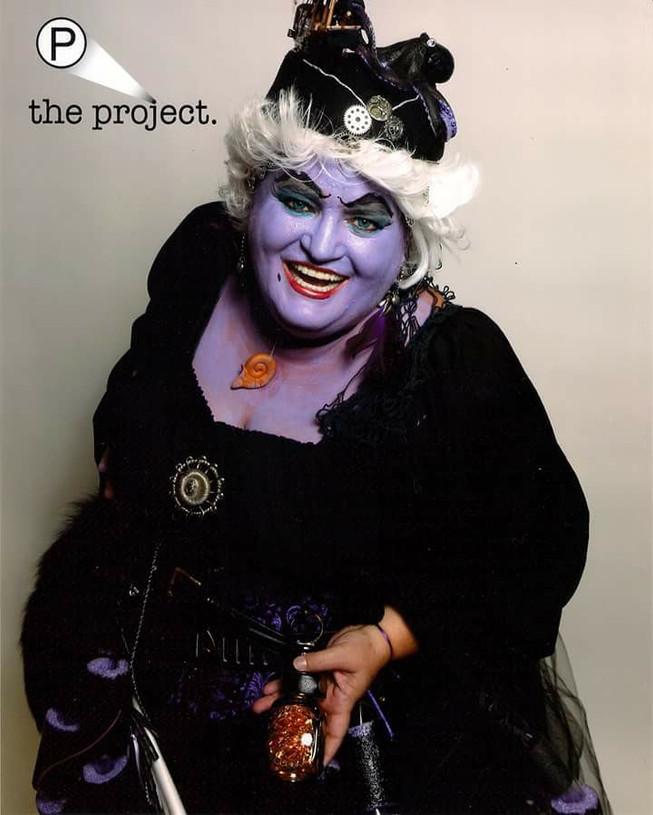 Steampunk Ursula