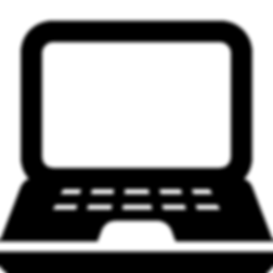icone vetor de notebook