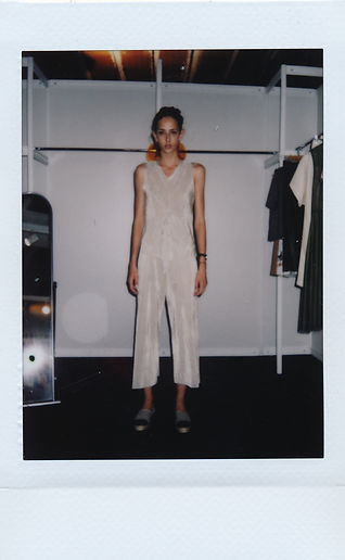 amt. pleated dress shirt and pants