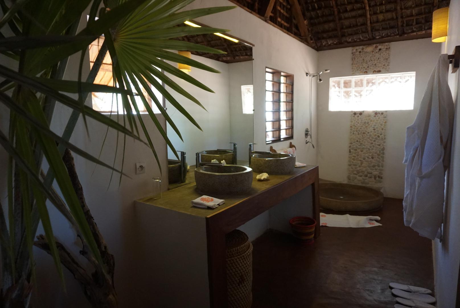 Salle de bain Majunga