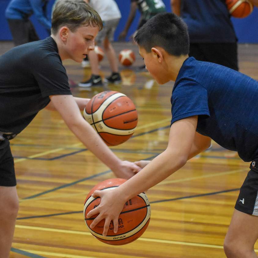 Baseline Phoenix Basketball - Train From Home - Ball Handling I [INTERMEDIATE & ADVANCE]