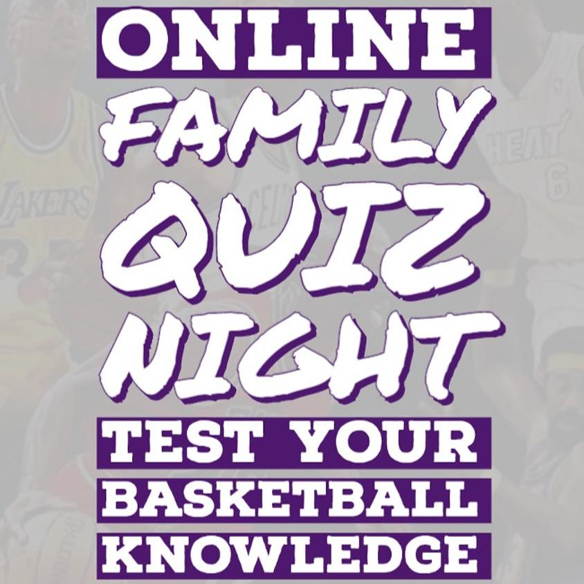 Baseline Basketball Club Quiz Night