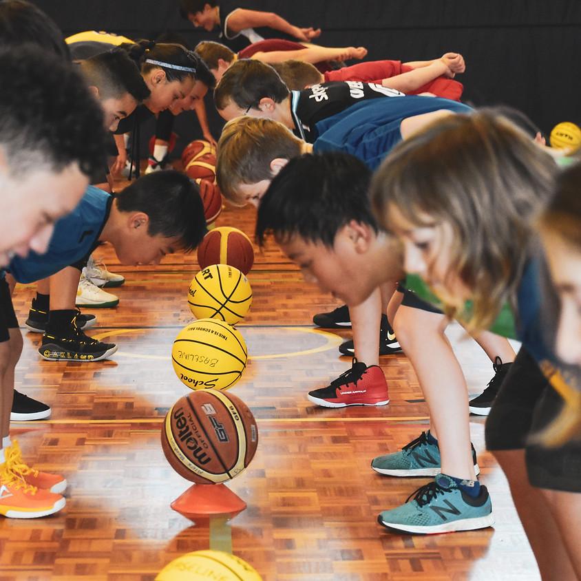 Baseline Phoenix Basketball FREE Club Night Taster Sessions - MONDAY