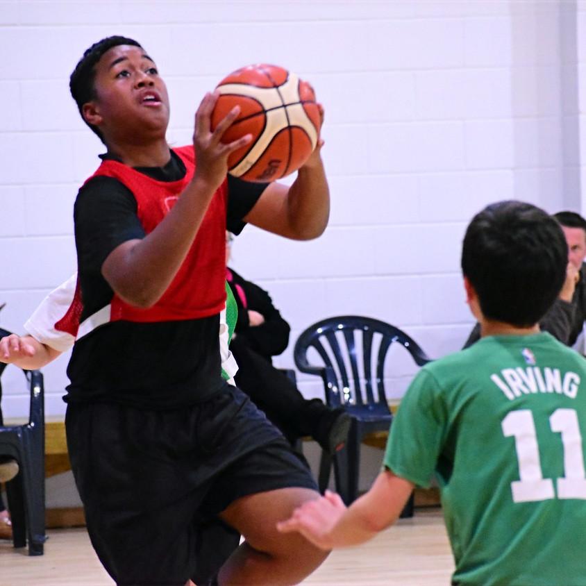 Baseline Phoenix Basketball - Train From Home - Shooting Basics II