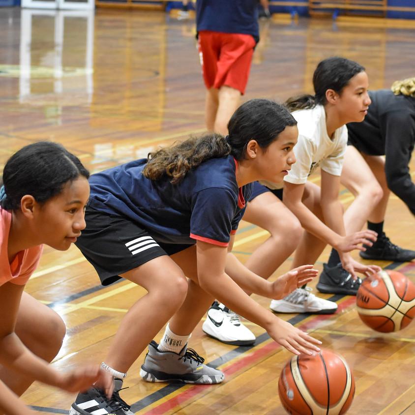 Baseline Phoenix Basketball - Train From Home - Ball Handling