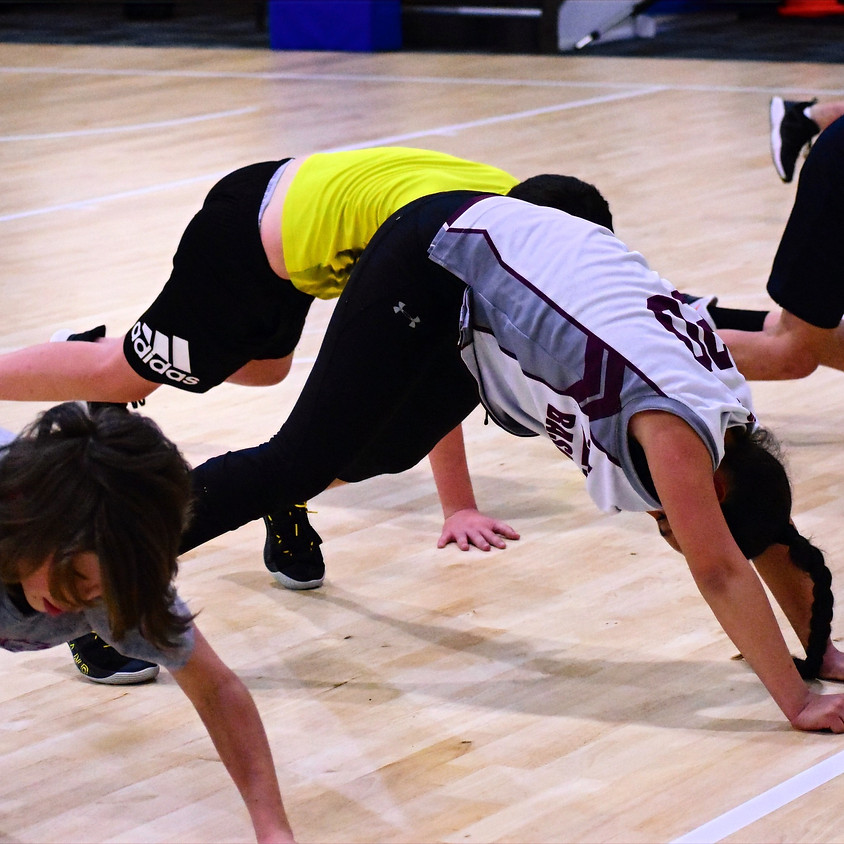 Baseline Phoenix Basketball - Train From Home - Phoenix Blowout III Workout Session