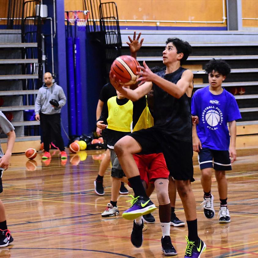 Baseline Phoenix Basketball - Train From Home - Partner Passing
