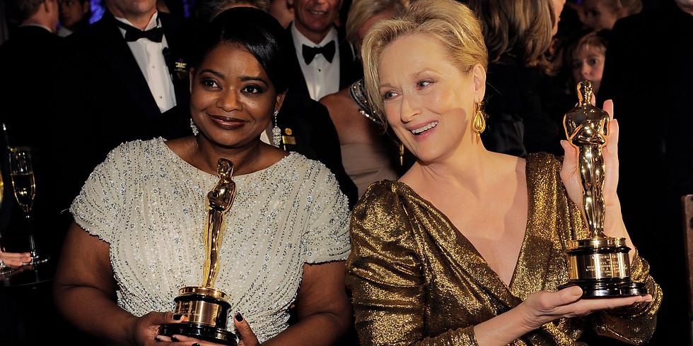 Oscar Viewing Party!