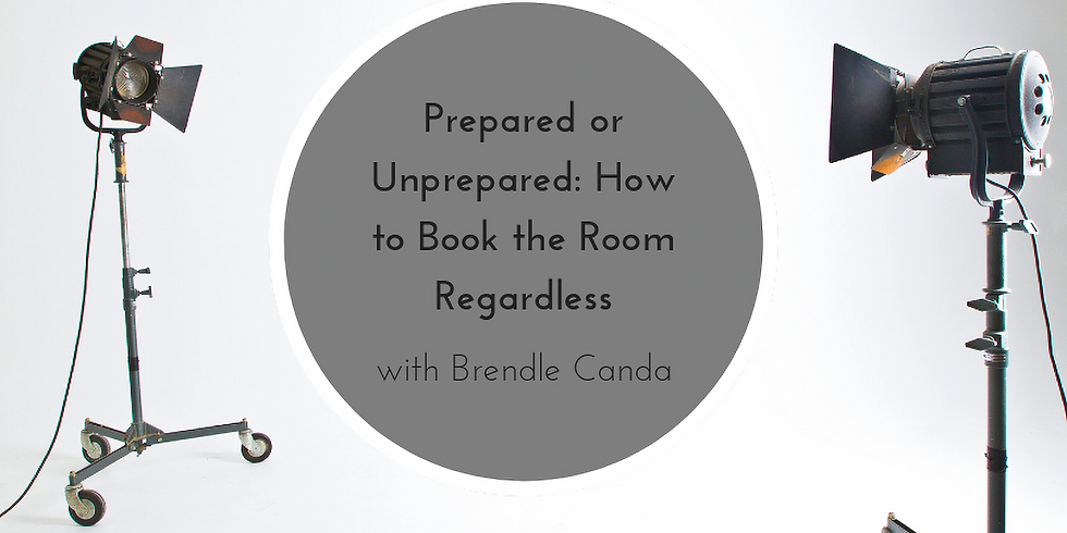 Industry Workshop with Brendle Canda