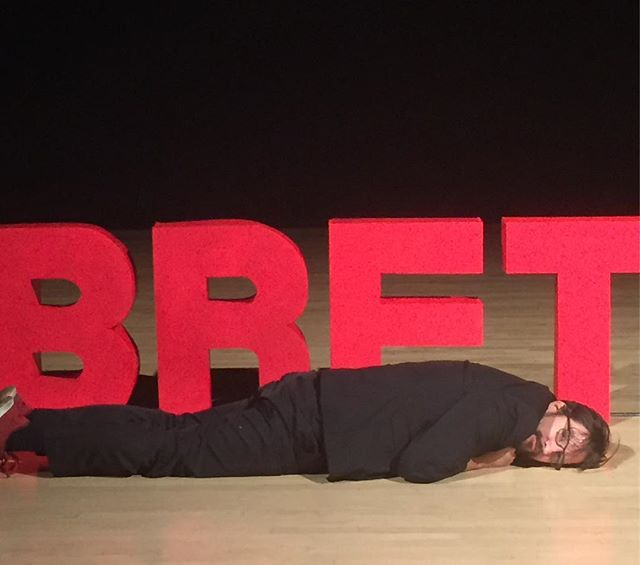 #bret_talk coming brilliant revolutionary electrifying triumphant BretTalks