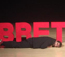 #bret_talk coming brilliant revolutionary electrifying triumphant BretTalks