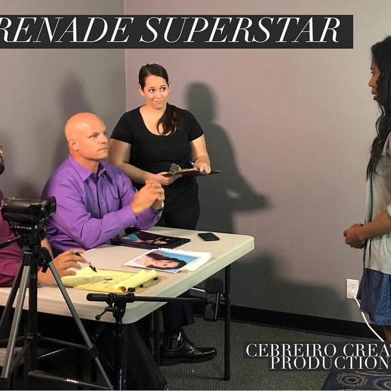 """Screening of """"Serenade Superstar"""""""
