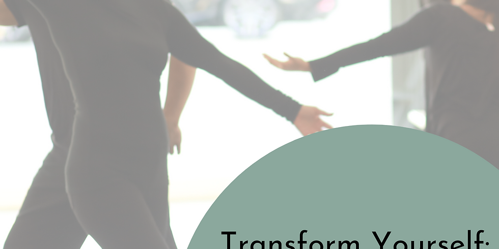 Industry Workshops | Transform Yourself: Characterization Through Physicalization