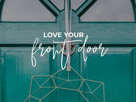 Do You Love Your Front Door?