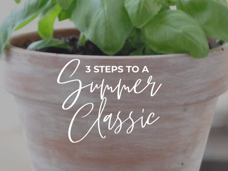 3 Steps to Creating A Summer Classic