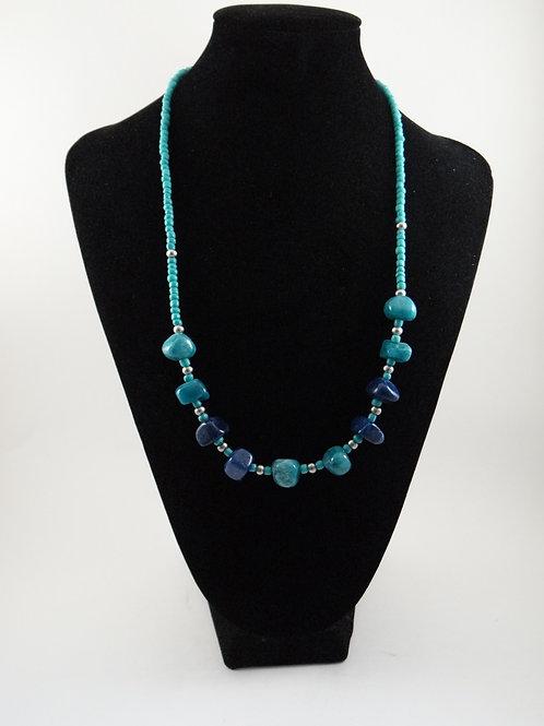 """""""Beach Belle"""" necklace"""