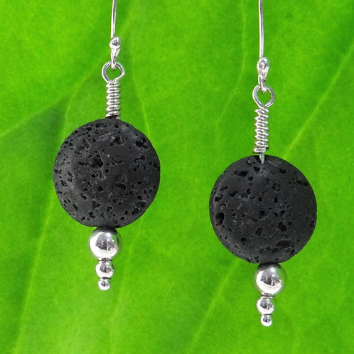 Lava earrings - 3