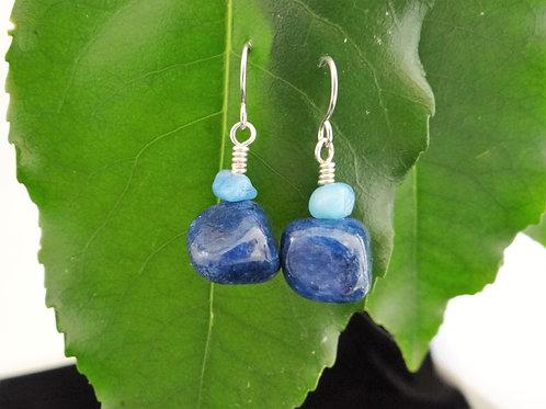 """""""Beach Belle"""" earrings"""