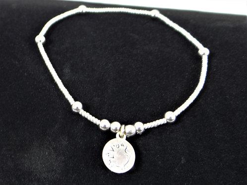 Dainty Silver Bracelet