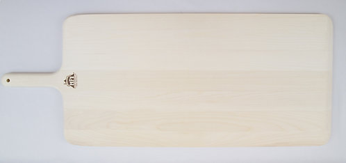 Wooden Placing Peel 14x29x6.5-in