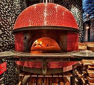 Stefano ferrara Neapolitan pizza oven