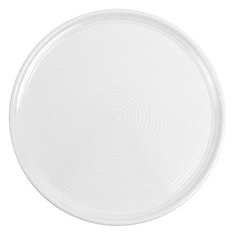 Melamine Pizza Plate 14-inch White