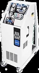 Stazione ricarica clima climatizzatore RR 2000 R134 HFO1234YF