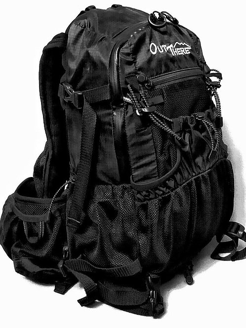 OutThere USA MS-3 Backpack 15L Adjustable-Black
