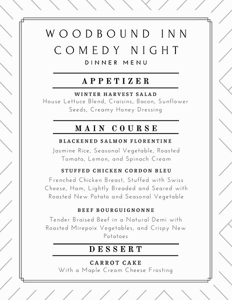 Comedy night dinner menu.png