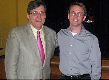 Craig Watkinson & Rick LaVoie
