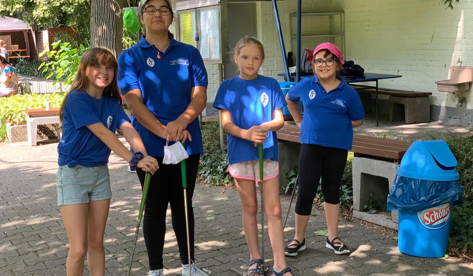Ausflug Kindergarde