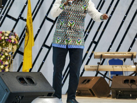 Ps. Victor Sekese - What to do until all is Done