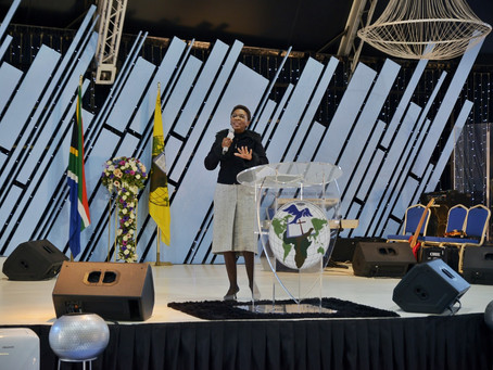 Mama Lilian Matloga - It is our Time to Arise